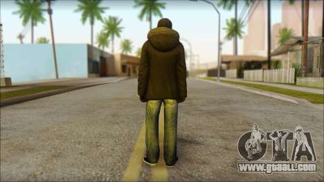Vandal Euromaidan Style for GTA San Andreas second screenshot