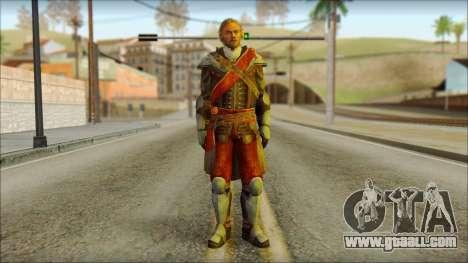 Edward Kenway Assassin Creed 4: Black Flag for GTA San Andreas
