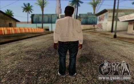 N.W.A Skin 1 for GTA San Andreas second screenshot