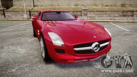 Mercedes-Benz SLS AMG [EPM] for GTA 4