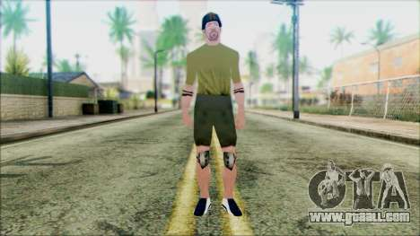 Wmymoun from Beta Version for GTA San Andreas