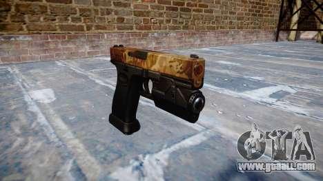 Pistol Glock 20 elite for GTA 4