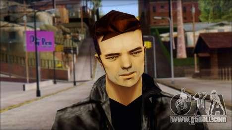 GTA 3 Claude Ped for GTA San Andreas third screenshot