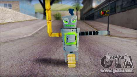 Hamsmp from Sponge Bob for GTA San Andreas