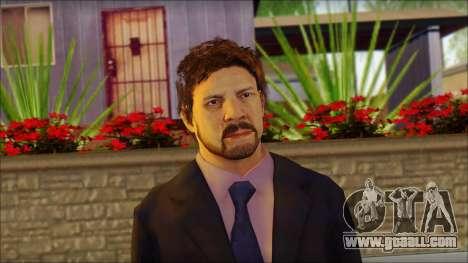 GTA 5 Ped 12 for GTA San Andreas third screenshot