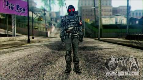 Manhunt Ped 1 for GTA San Andreas