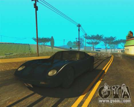 LS ENB by JayZz for GTA San Andreas fifth screenshot