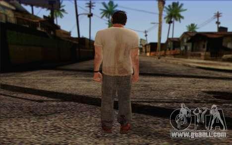 Trevor Phillips Skin v3 for GTA San Andreas second screenshot