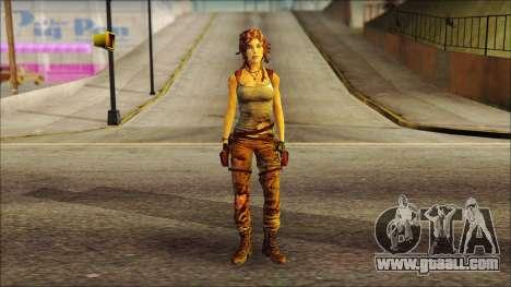 Tomb Raider Skin 7 2013 for GTA San Andreas