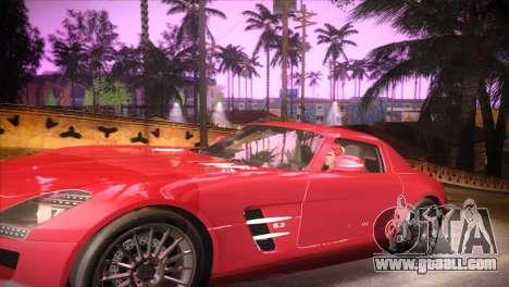 ENB Brandals v3 for GTA San Andreas second screenshot