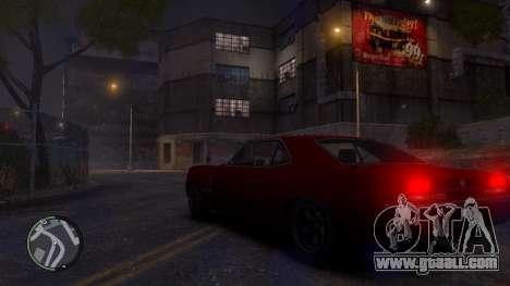 ENB-promo (0.79) v7.0 for GTA 4 tenth screenshot