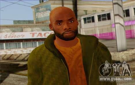 Grove Street Dealer from GTA 5 for GTA San Andreas third screenshot