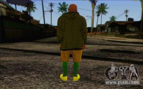 Grove Street Dealer from GTA 5 for GTA San Andreas second screenshot
