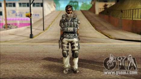 Veteran (AVA) v2 for GTA San Andreas