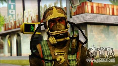 Diver for GTA San Andreas third screenshot