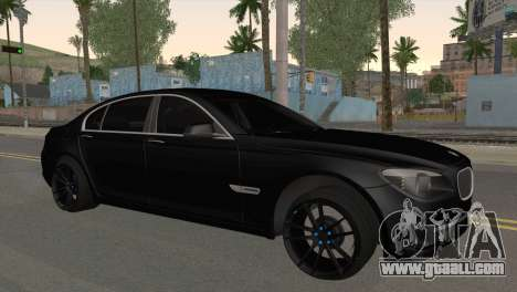 BMW 760 for GTA San Andreas