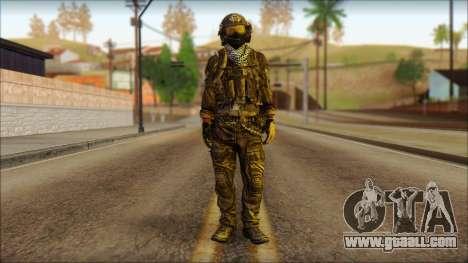 Fighter OGA (MoHW) v1 for GTA San Andreas