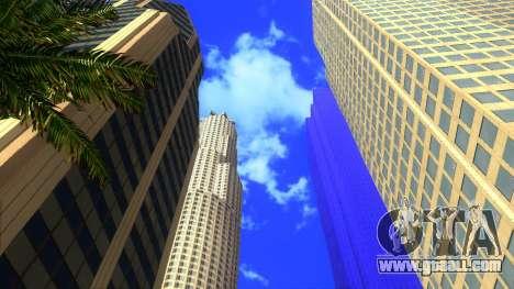 HD texture four skyscrapers in Los Santos for GTA San Andreas tenth screenshot