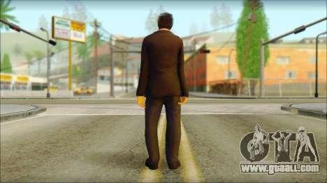 GTA 5 Ped 13 for GTA San Andreas second screenshot