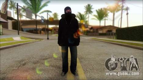 Vandal Euromaidan Style for GTA San Andreas