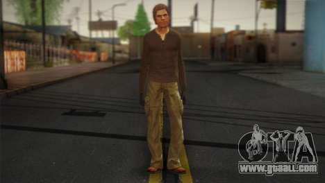 Dexter for GTA San Andreas