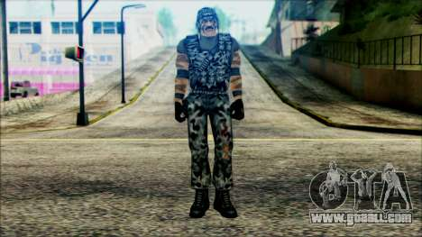 Manhunt Ped 22 for GTA San Andreas