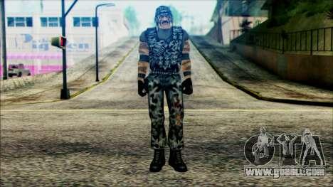 Manhunt Ped 22 for GTA San Andreas
