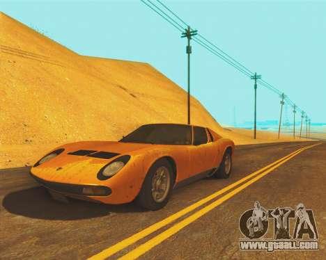 LS ENB by JayZz for GTA San Andreas third screenshot