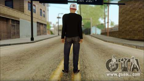 Bandit The Original for GTA San Andreas second screenshot
