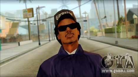 Eazy-E Blue v2 for GTA San Andreas third screenshot
