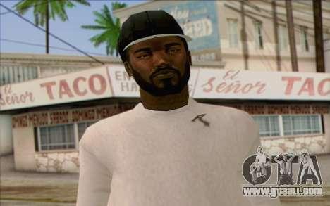 N.W.A Skin 1 for GTA San Andreas third screenshot