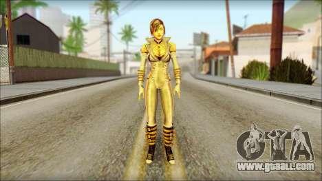 Reiko for GTA San Andreas