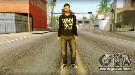 Bandit The Original for GTA San Andreas