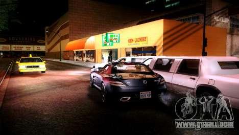 ENB Brandals v3 for GTA San Andreas