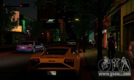 ENB Series by phpa v5 for GTA San Andreas forth screenshot