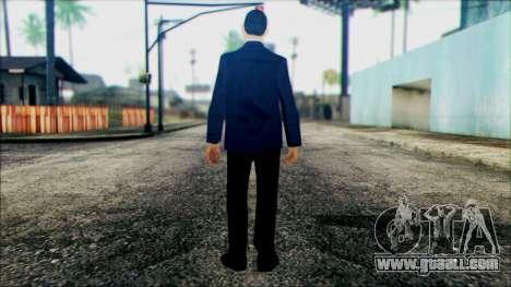 Somybu from Beta Version for GTA San Andreas second screenshot