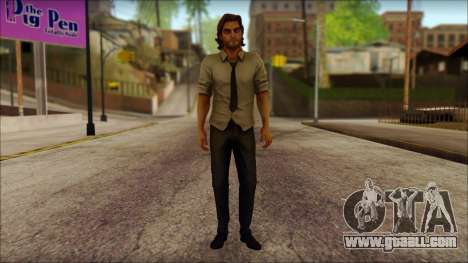Bigdy Wolf for GTA San Andreas