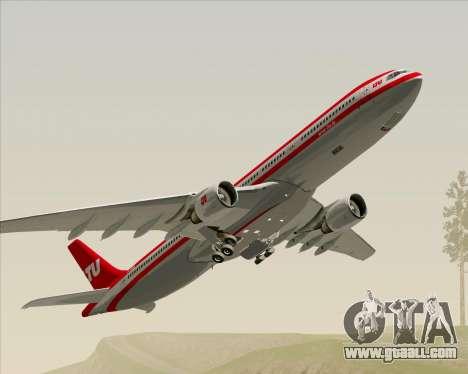 Airbus A330-300 LTU International for GTA San Andreas