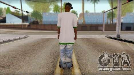Sweet Full Replacement for GTA San Andreas second screenshot