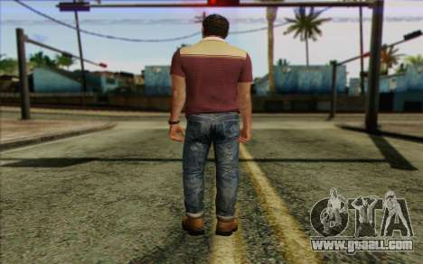 Trevor Phillips Skin v6 for GTA San Andreas second screenshot