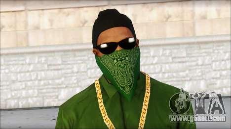 New CJ v4 for GTA San Andreas third screenshot