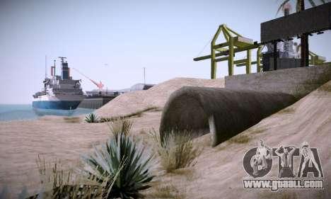 Graphic mod for Medium PC for GTA San Andreas third screenshot