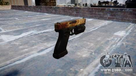 Pistol Glock 20 elite for GTA 4 second screenshot