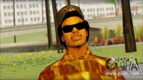 Eazy E Lumberjack Skin for GTA San Andreas third screenshot