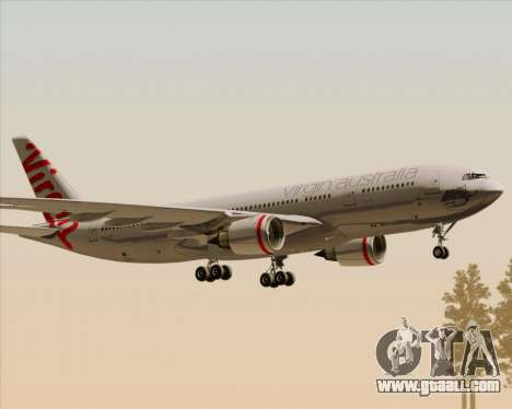 Airbus A330-200 Virgin Australia for GTA San Andreas