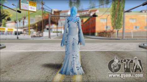 Gaza Tina Armstrong for GTA San Andreas second screenshot