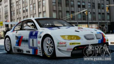 BMW M3 GT2 for GTA 4