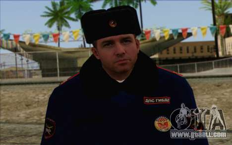 DPS Skin 2 for GTA San Andreas third screenshot