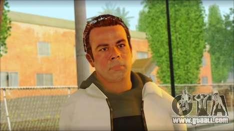 GTA 5 Ped 6 for GTA San Andreas third screenshot