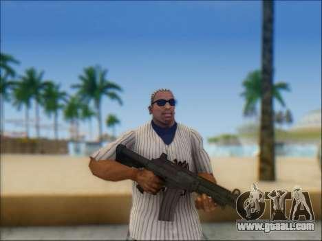 Israeli carbine ACE 21 for GTA San Andreas third screenshot